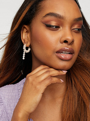NLY Accessories smycke Pearlized 2 pack Earrings