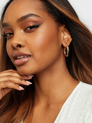 NLY Accessories smycke Treasure Hoops