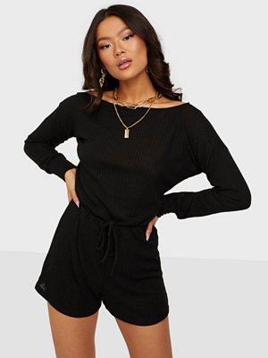 Jumpsuits & playsuits - Ax Paris Long Sleeve Playsuit
