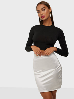 NLY One Stretch Satin Skirt