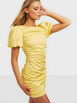 NLY Trend The Cutest Ruched Dress