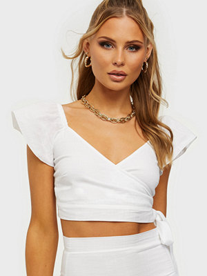 NLY Trend Flouncy Top