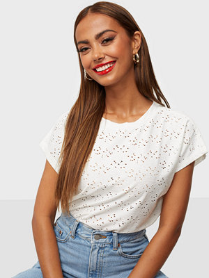 Only ONLSMILLA S/S TOP NOOS JRS