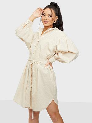 Selected Femme SLFCECILIE LS SHORT SHIRT DRESS B