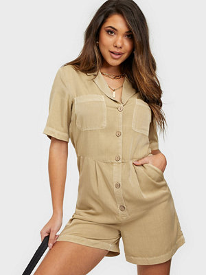 Jumpsuits & playsuits - Y.a.s YASTENNI 2/4 PLAYSUIT
