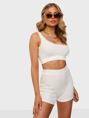 Jumpsuits & playsuits - NLY Trend Contrast Seam Rib Set