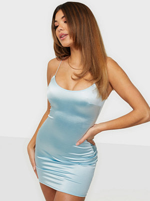 NLY One Satin Mini Dress