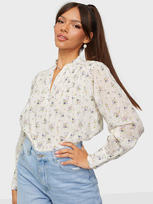 Neo Noir Nellie Sprinkle Flower Shirt