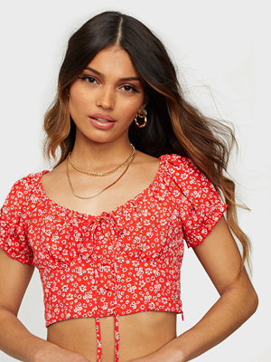 Kiss The Sky Day Dream Crop Top