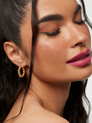 Muli Collection smycke Twisted Hoops