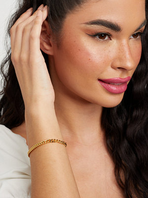 Muli Collection smycke Curb Chain Bracelet