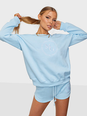Missguided Deep Rib Sweatshirt