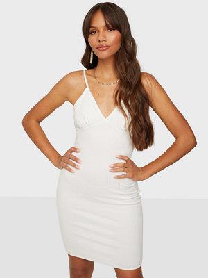 Glamorous V-neck Mini Dress