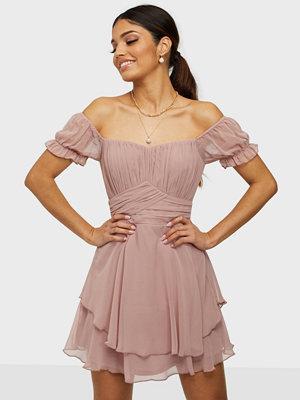 Festklänningar - NLY Trend Girly Bustier Dress