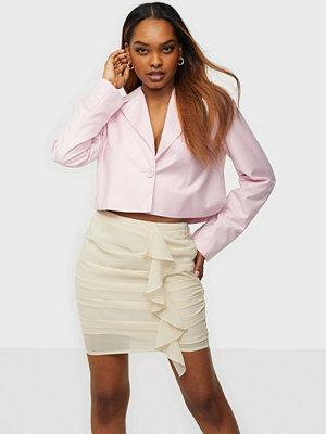 Kjolar - NLY Trend Draped Mini Skirt