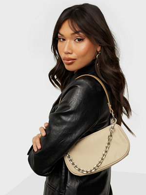 NLY Accessories omönstrad väska Small Chain Bag