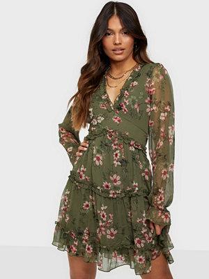 Vero Moda VMWONDA 7/8 FRILL SHORT DRESS EXP G