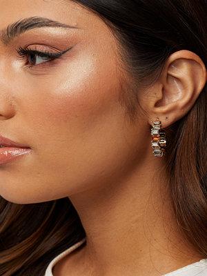 Pieces smycke PCLINDA CREOL EARRINGS