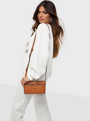 Calvin Klein röd väska Mini Bag W/Cardholder Pocket