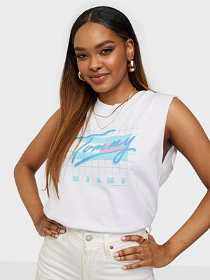 Tommy Jeans TJW Relaxed Miami Tank Tee