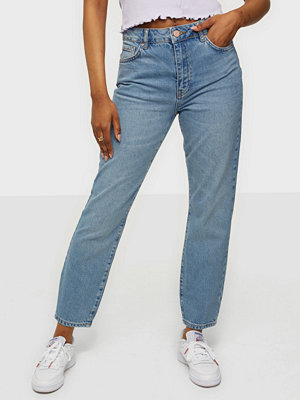Noisy May NMISABEL HW MOM JEANS LB NOOS