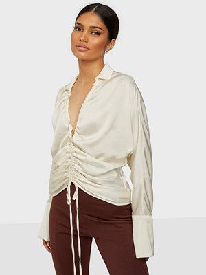 Gina Tricot Drawstring shirt