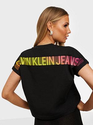 Calvin Klein Jeans Degrade Back Logo Tee