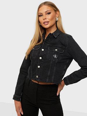 Calvin Klein Jeans Cropped 90S Denim Jacket