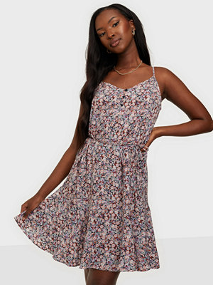 Pieces PCNYA SLIP BUTTON DRESS BF BC