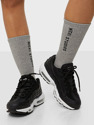 Nicki Studios NS Logo Socks