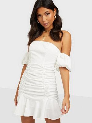 Love Triangle Ella Rushed Mini Dress
