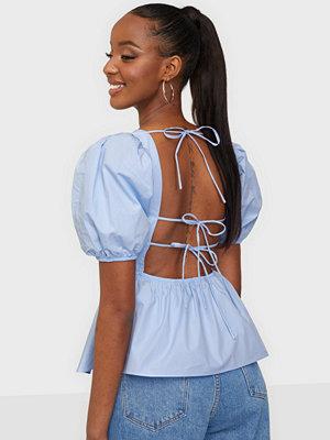 Glamorous Nelly X Glamorous Puff Sleeve Top