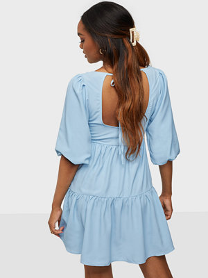 Glamorous Nelly X Glamorous Puff Sleeve Mini Dress