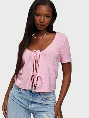 Glamorous Double Knot Top