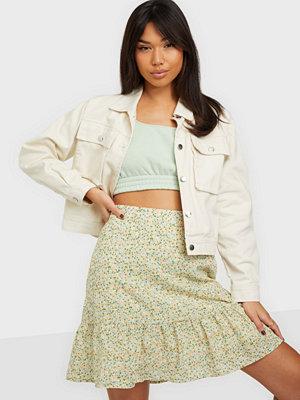 MOSS Copenhagen Evette Short Skirt AOP