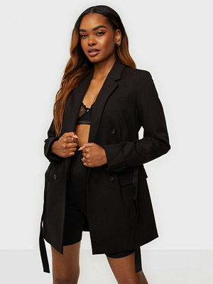 Calvin Klein Recycled Milano Belted Blazer