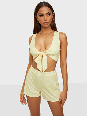 Jumpsuits & playsuits - NLY Trend Tie Front Set