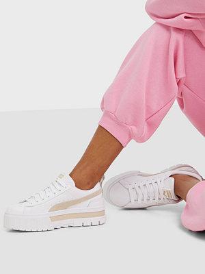 Sneakers & streetskor - Puma Mayze Lth Wn's