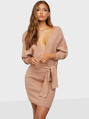 Femme Luxe Ribbed Dress