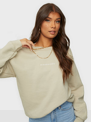 Missguided Washed Oversized Top