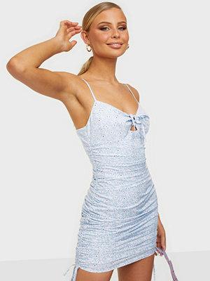 NLY Trend Detailed Slip Dress