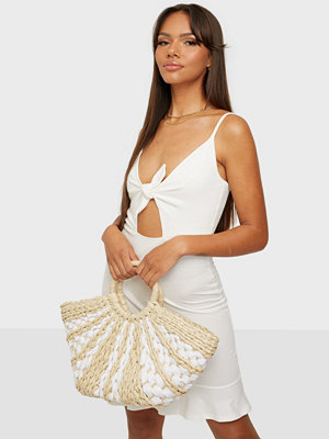 NLY Accessories omönstrad väska Summer Feeling Bag