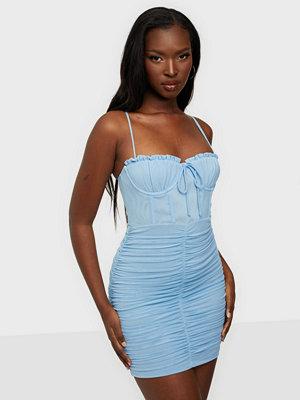 Love Triangle La Mode Mesh Mini Dress