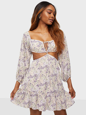 Love Triangle Graden Peek A Boo Dress