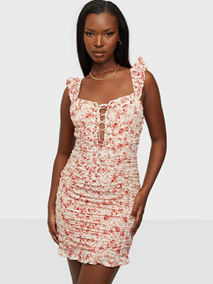 Kiss The Sky By My Side Lace Up Dress