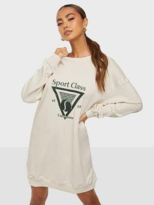 Missguided Oversized Sweater Dress Sport