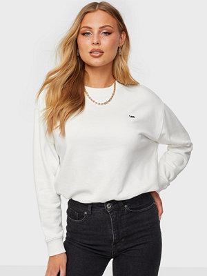 Lee Jeans CREW SWS WHITE CANVAS
