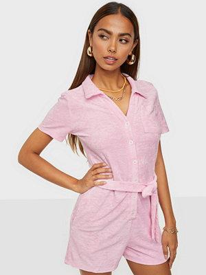 Glamorous Short Sleeve Playsuit