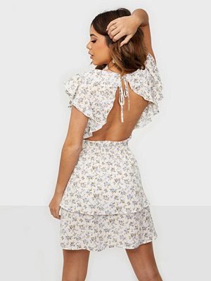 NLY Trend Frill Smock Dress