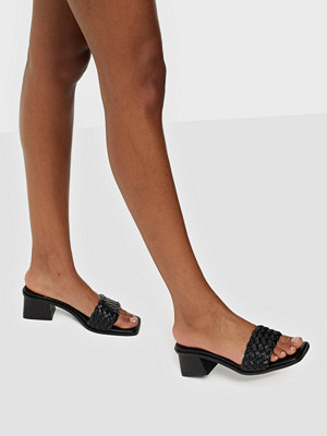 NLY Shoes Braided Slip In Sandal